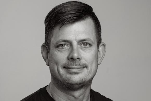 Fysioterapeut Michael Hald